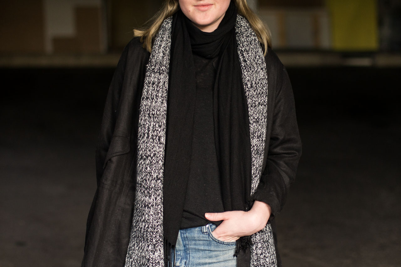 Winter fashion - Vancouver Style Blog - Outfit - Aritzia