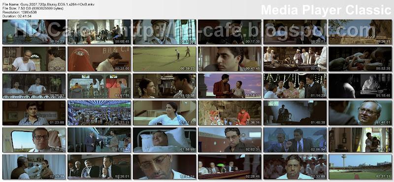 Guru 2007 video thumbnails
