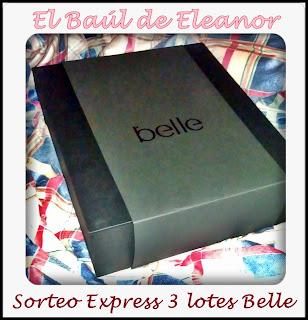 Belle cosmética Eroski
