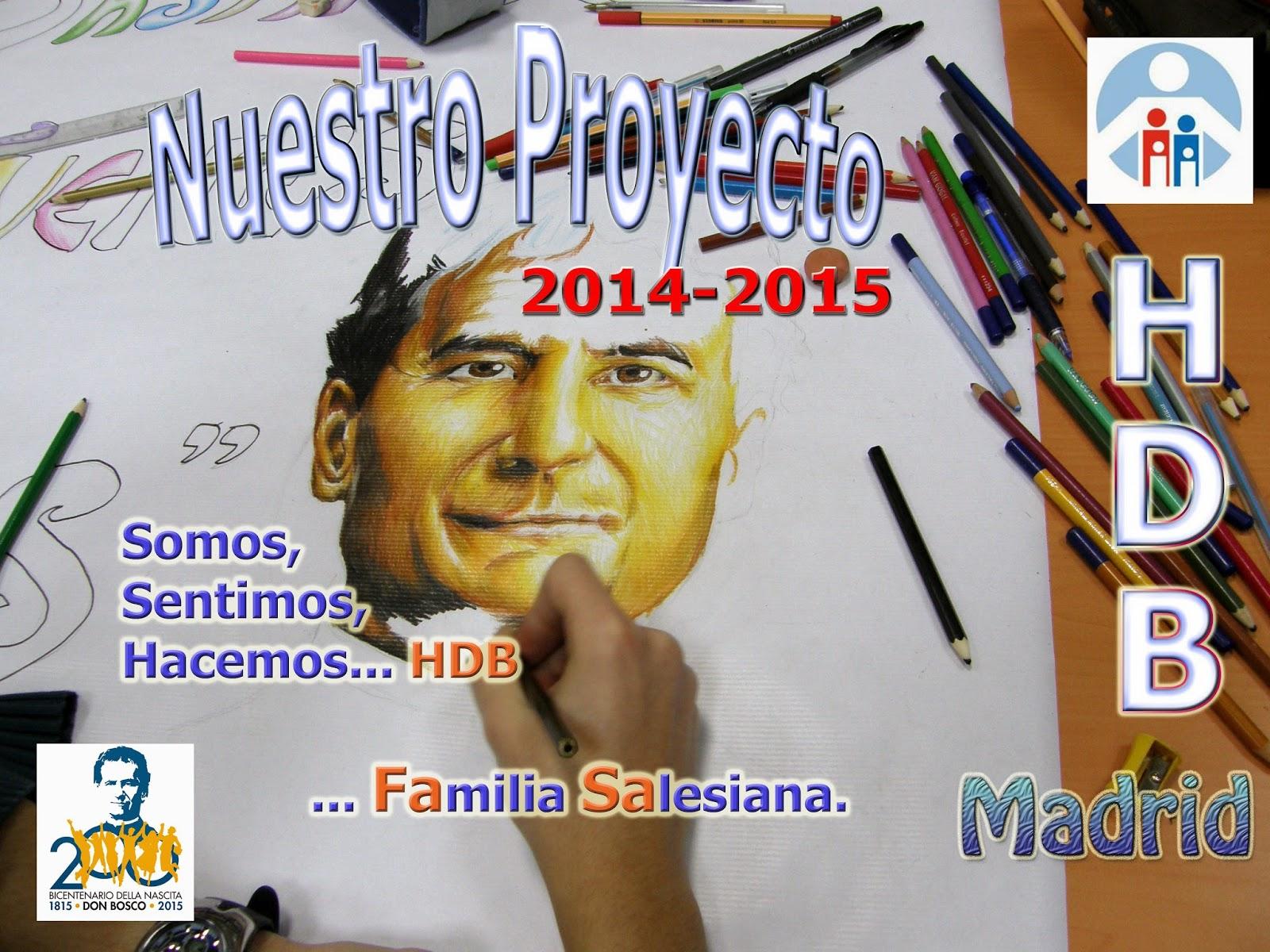Presentación Proyecto HDB 2014-2015