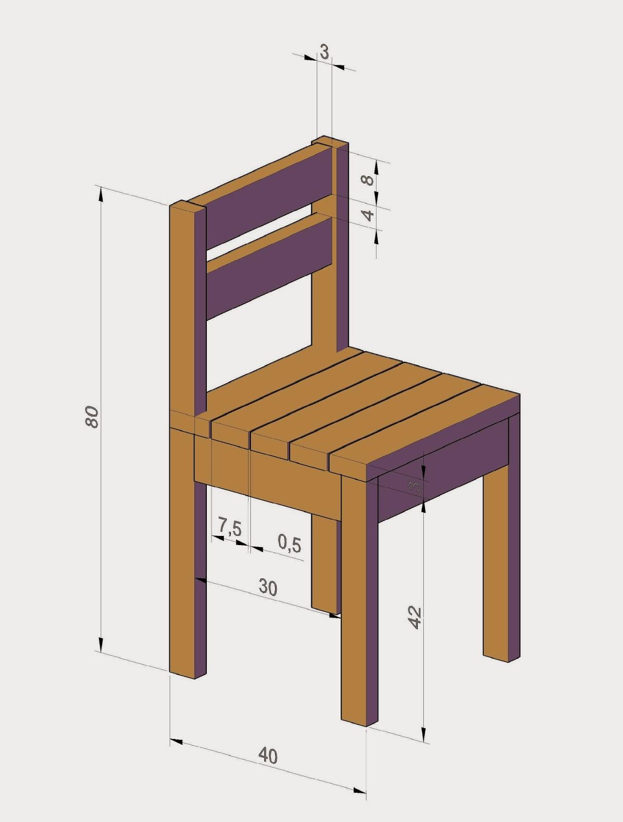 Aprende a dibujar con autocad ejercicio 3 una silla for Sillas para dibujar