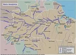 BACIA AMAZONICA