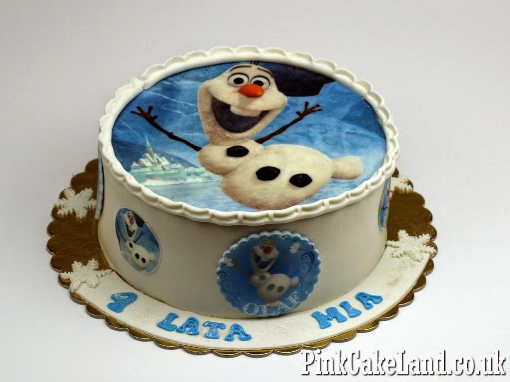 Frozen Cakes in London: Frozen Cakes in Hounslow London