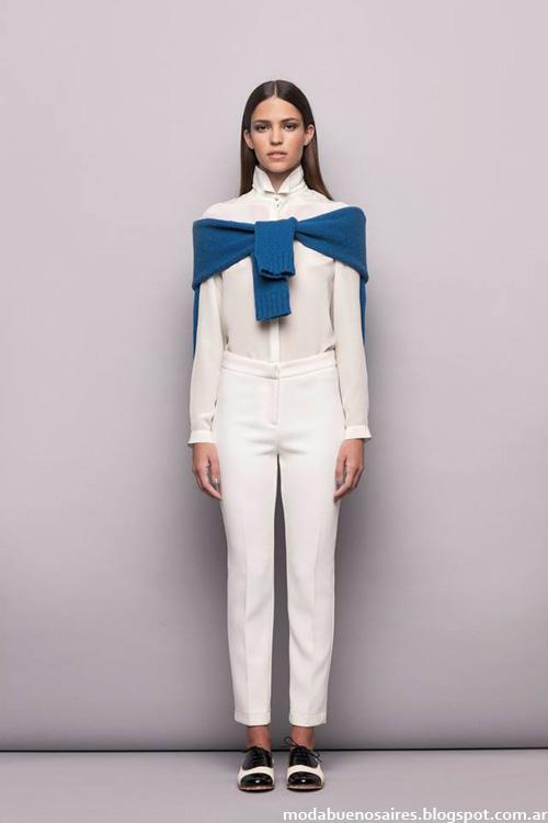 Blog de moda Argentina otoño invierno 2014. colección Awada.