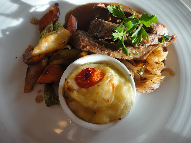 The Main Courses Bahamas Carnival Cruise Food  Southern Epicure