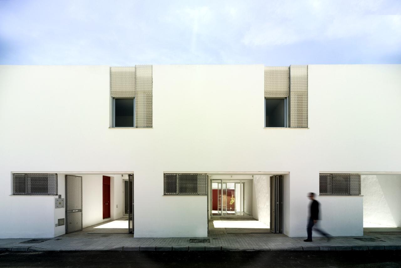 A f a s i a gabriel verd arquitectos for Vivienda arquitectura