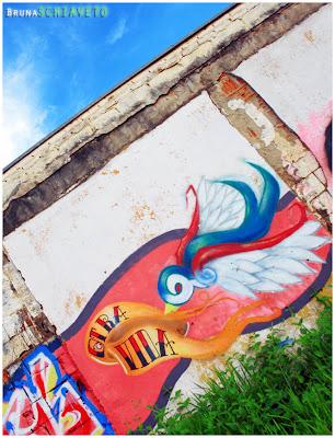 graffiti em sertaozinho andorinha new school