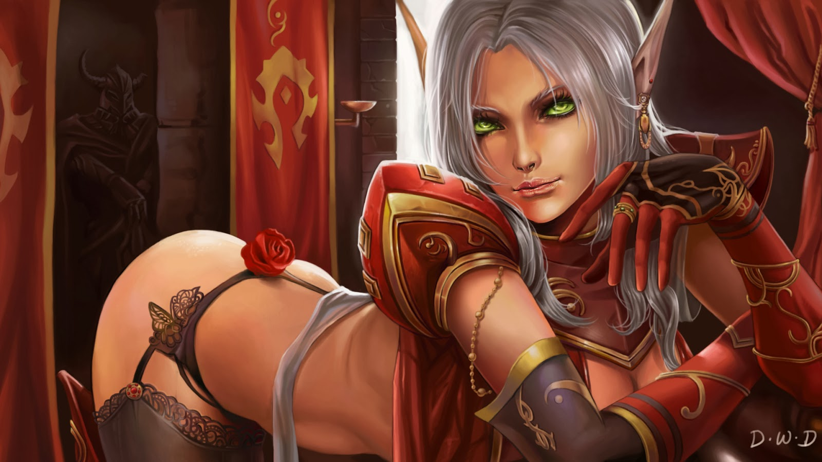 Hearthstone rogue hentai erotica pictures