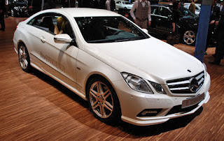 Mercedes E350 Coupe