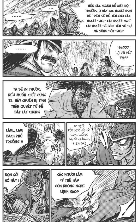 Hiệp Khách Giang Hồ - Chapter 457 - Pic 11