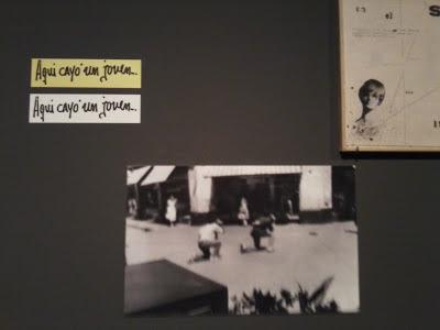 Museo Reina Sofía, MNCARS, Exposiciones temporales, Exposiciones actuales, Perder la forma humana, Arte, América Latina, Cono Sur, Voa Gallery Blog, Aquí cayó un joven,