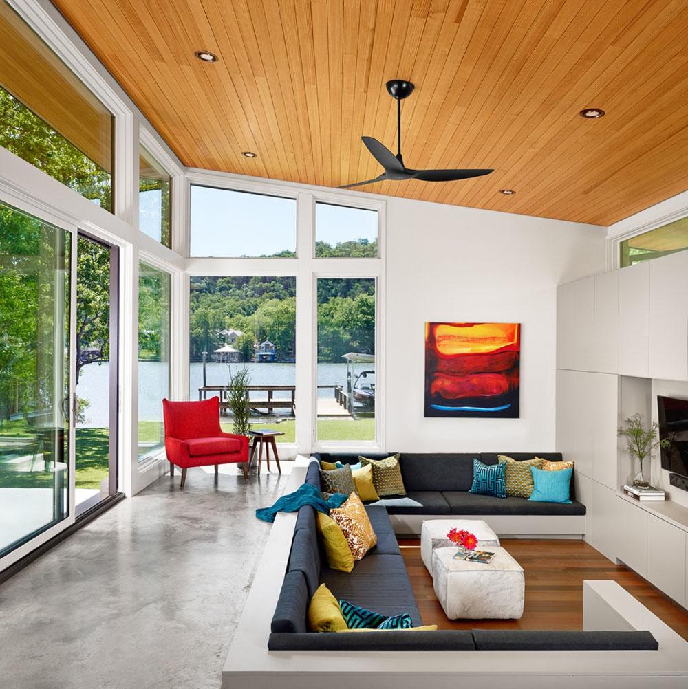 44 Desain Ruangan Tamu Minimalis Mewah Namun Simpel Dan Menawan