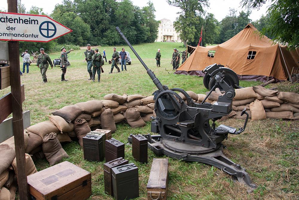 flack antiaerea tedesca