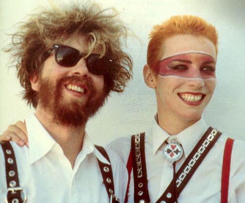 One Of The Most Truly Vibrant And Creative Music Groups 80s Was Synth Pop Duo Eurythmics Ive Decided To Dedicate A Series Posts This