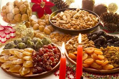 Sobremesa Diet para Natal e Reivellon