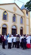 Capela Nosssa Senhora de Fátima