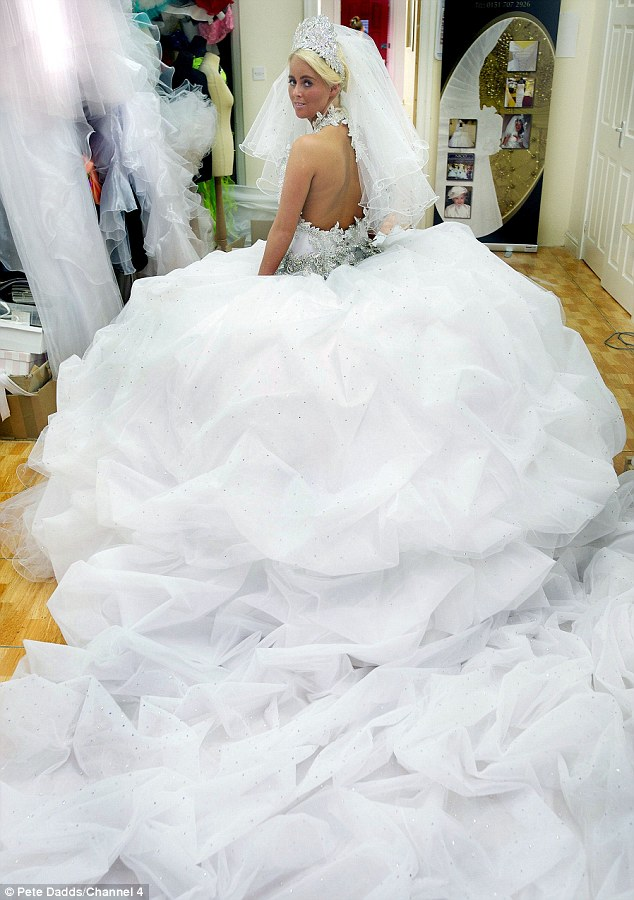 big fat gypsy wedding dresses designs wedding dress With fat wedding dress