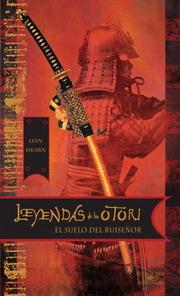 La leyenda de los Otori - Lian Hearn Portada_volumen1