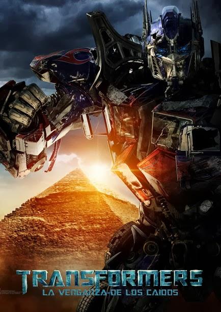 Transformers 2: La Venganza de los Caidos (2009)