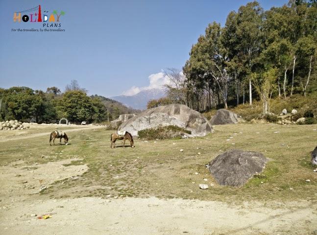Scenery near Baijnath
