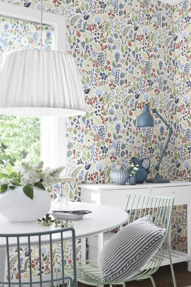 wallpapers by scandinavian designers anna g. Black Bedroom Furniture Sets. Home Design Ideas