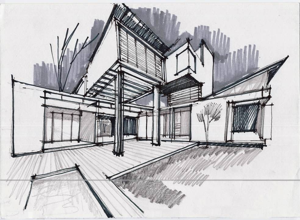 111: THE IMPORTANCE OF SKETCHING TO ARCHITECTS