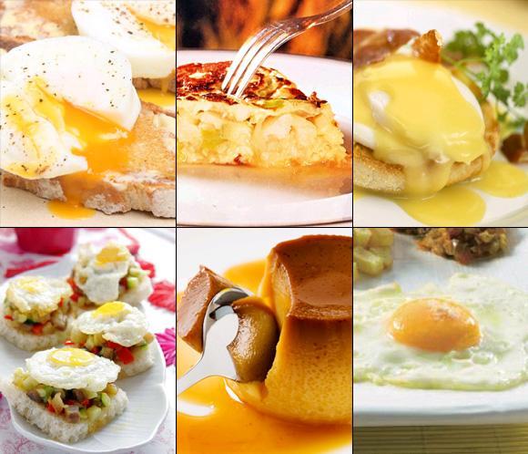 Cocinando con katia octubre 2011 for Cocinar yemas de huevo