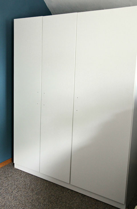 Ikea dombas wardrobe measurements for Schrank zusammenstellen