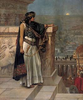 الملكة زنوبيا أو الزبَاء