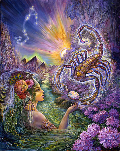 New Moon In Scorpio ~ October 30