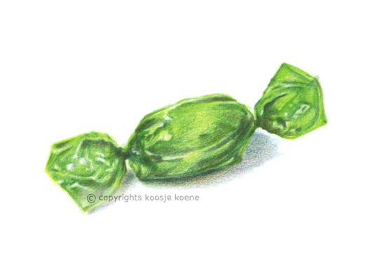 Koosje Koene Illustrations - Learn to draw: Sweet!: koosjekoene.blogspot.com/2013/06/sweet.html