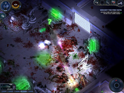 Alien Shooter 2 pc game download