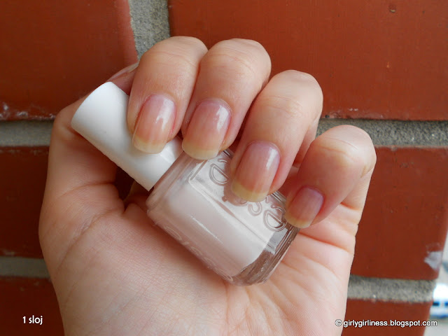 essie ballet slippers one layer