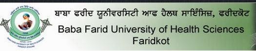 Baba Farid University of Health Sciences