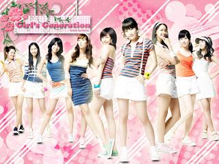 SNSD Girls Generation Wallpaper