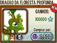 Dragão Floresta Profunda