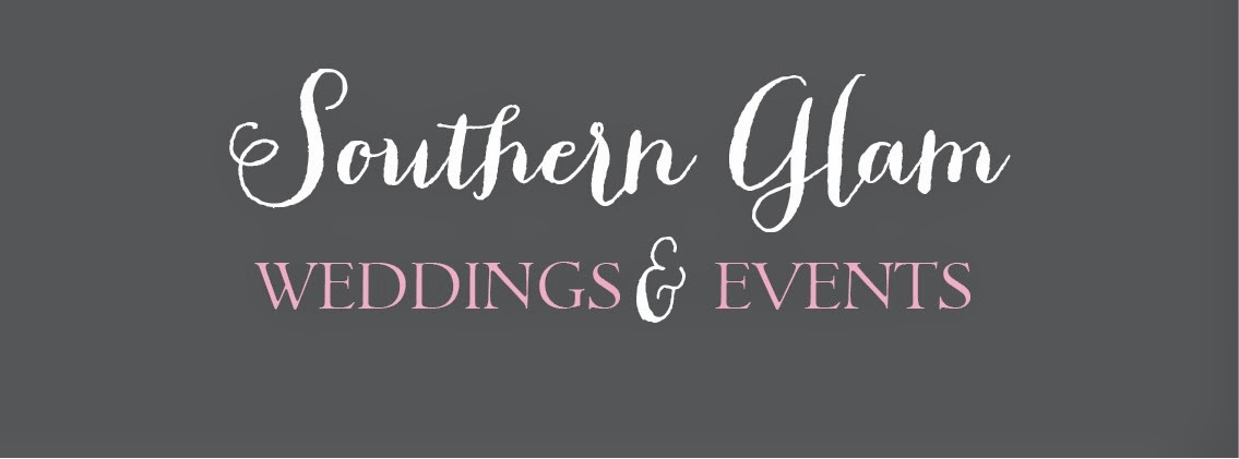 Southern Glam Wedding & Events Website