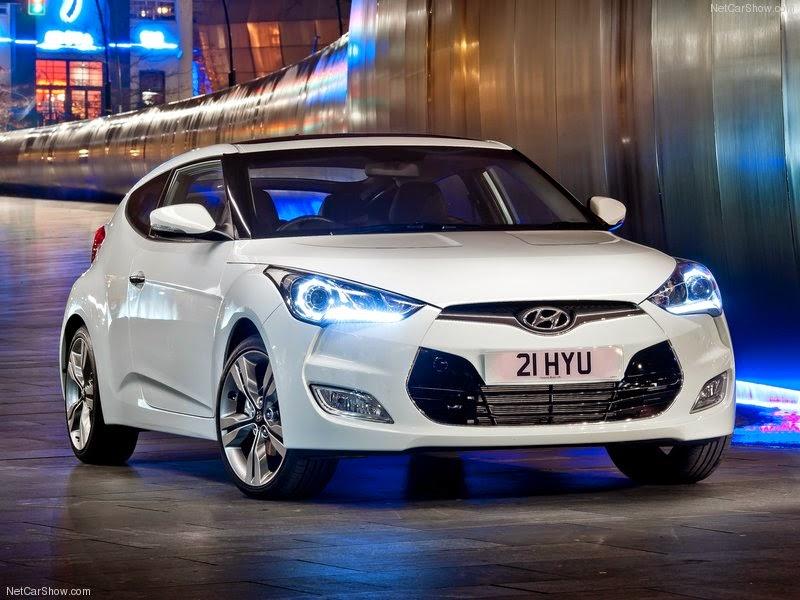 Mobil Sport Hyundai Veloster