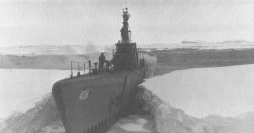 Cientistas russos encontram base nazista no Ártico
