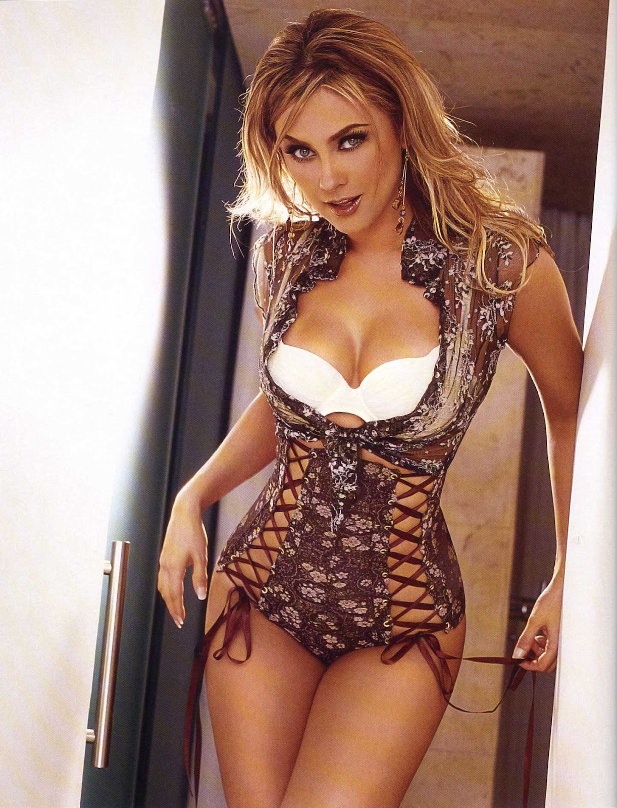 Aracely Arambula is a Mexican actress, singer and model, born in
