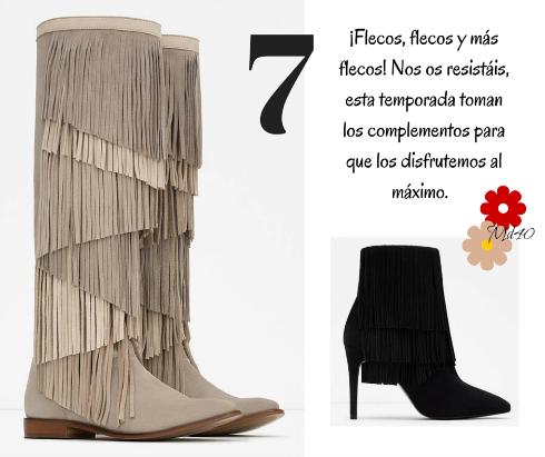 zapatos botas botines otoño  invierno 2015 2016