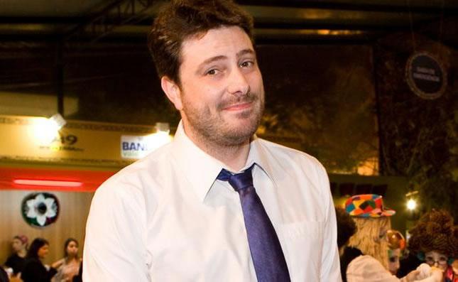 Danilo Gentili, apresentador da Band, faz comentário no Twitter e irrita LGBTs (Foto: Caio Guimarães)