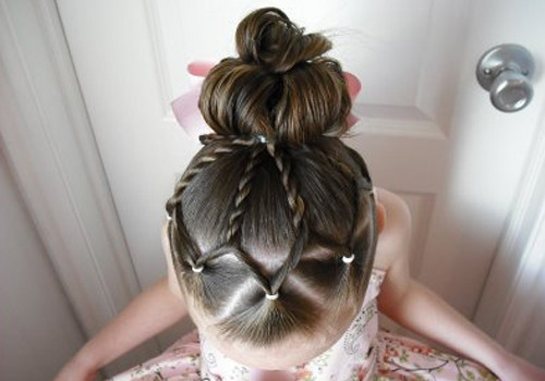 10 Peinados faciles y rapidos para niñas! YouTube - Peinados Originales Para Niña