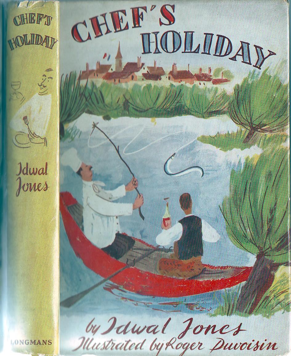 Lloyd Jones Illustration June 2011: Mike Lynch Cartoons: CHEF'S HOLIDAY Illustrations By Roger