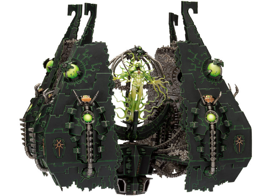 Necron super heavy