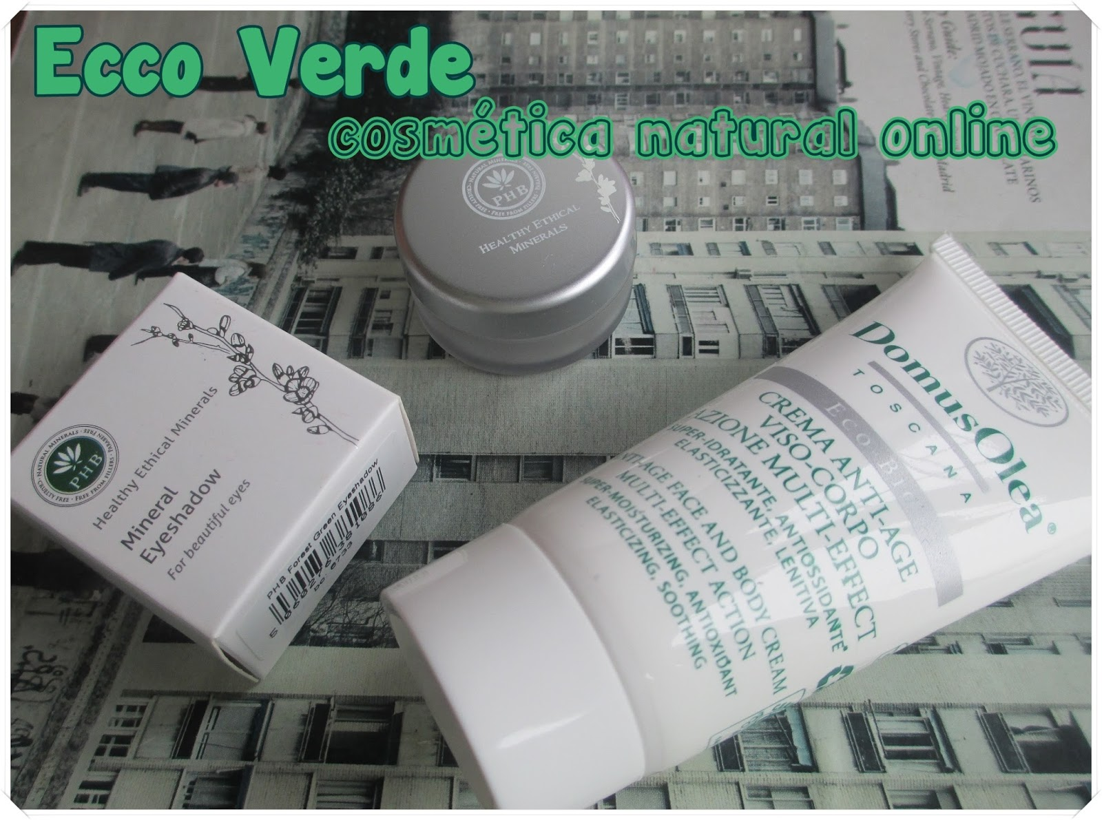 Ecco Verde - cosmética natural online