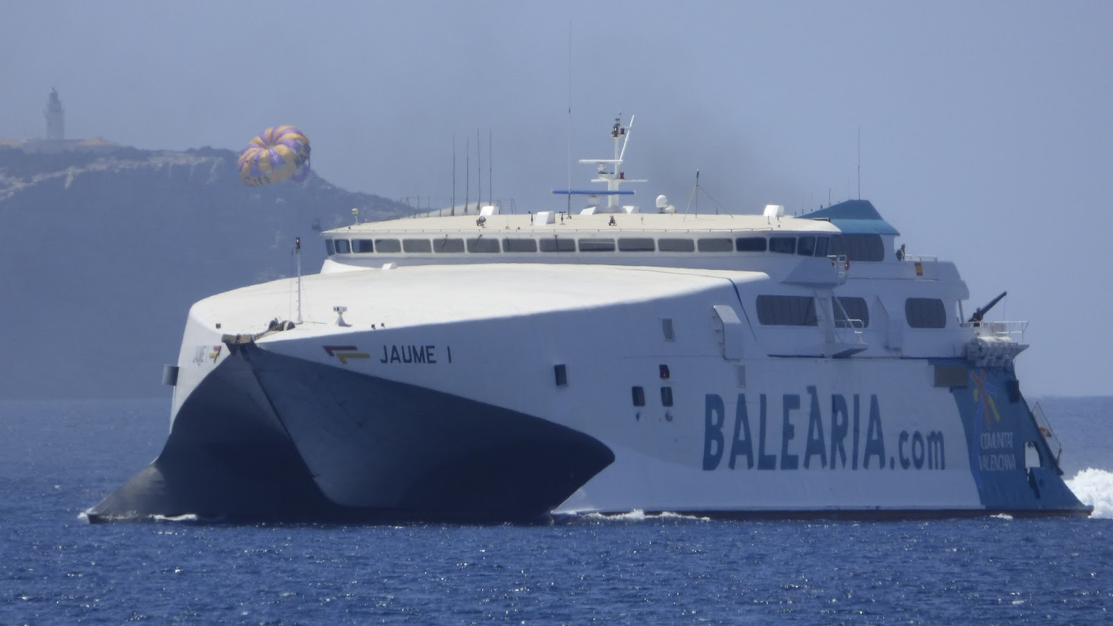 Ferrybalear junio 2015 for Cuarto de zanty ferry