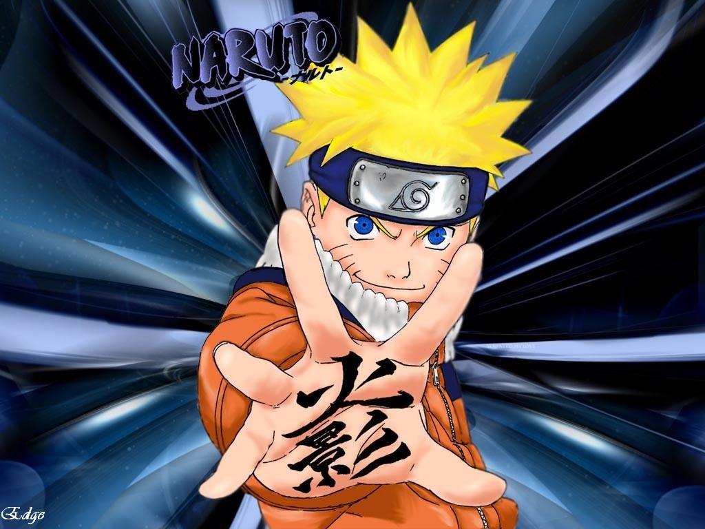 Naruto Uzumaki - Wallpaper Gallery