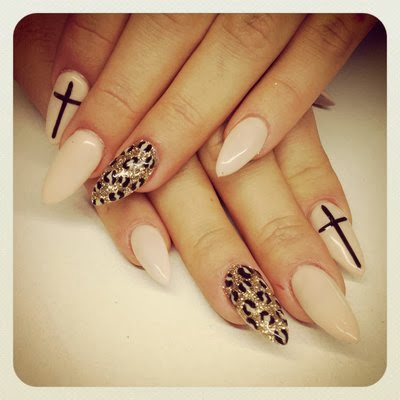 Excellent Acrylic Nail Art Designs