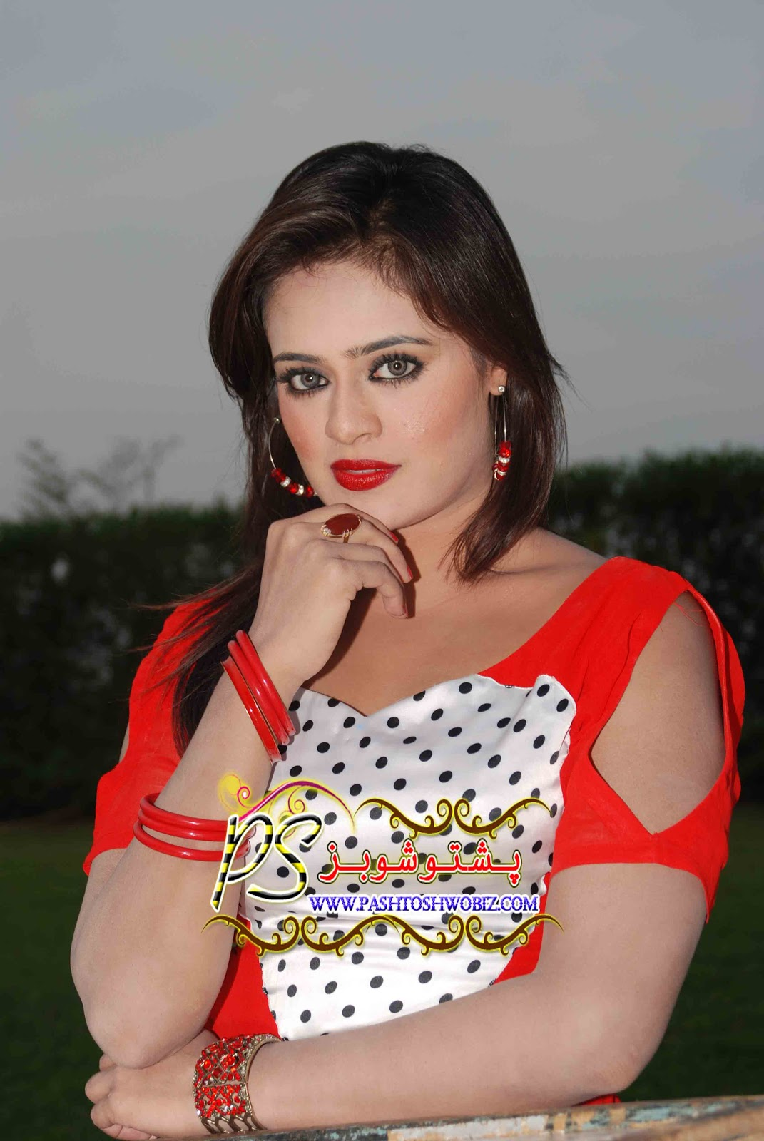 "Sobia Khan Latest Photos in New Film ""Dushmani"""